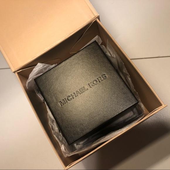 Michael Kors Watch Storage Box